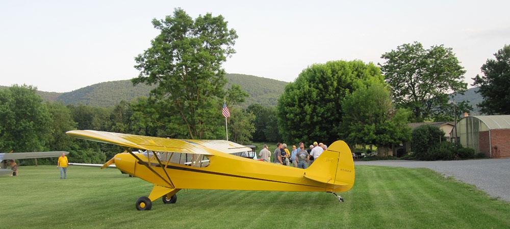 Baker Air Service - Roger Meggers - Super Cubs - Baker, MT